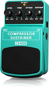 BEHRINGER CS400 Compressor/Sustainer