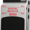 BEHRINGER FX600 Digital Multi-fx