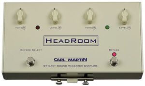 CARL MARTIN Head Room