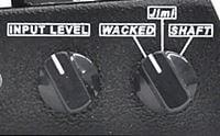 CLYDE WAH DELUXEに搭載された3つのモード
