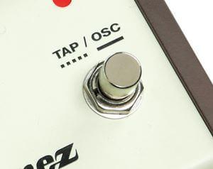 Ibanez ES3のTAP/OSCスイッチ