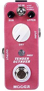 MOOER Tender Octaver
