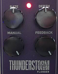 TC ELECTRONIC Thunderstorm Flangerでヴァン・ヘイレンのUnchained