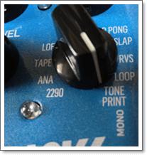 TC Electronic のTONE PRINT