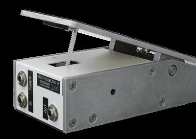 フルローテーション・ベルトドライブ・システム搭載のFree The ToneのボリュームペダルDVL-1-01