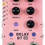 Mooer D7 X2 DELAY
