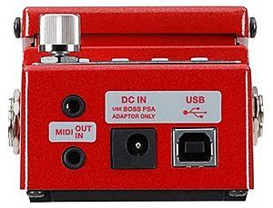 BOSS RC-5はMIDIやUSBにも対応