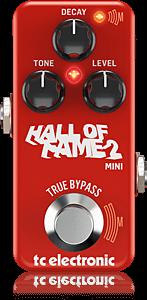 TC ELECTRONIC Hall Of Fame Mini 2