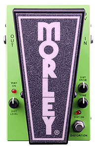 MORLEY 20/20 Distortion Wah