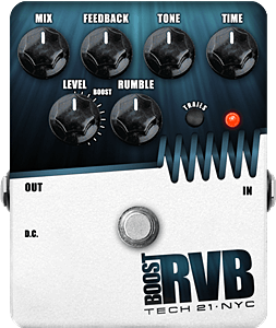 TECH21 Boost RVB