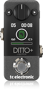 TC ELECTRONIC Ditto + Looper