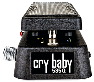 JIM DUNLOP 535Q Cry Baby MULTI-WAH