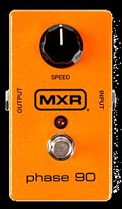 原音に位相を変えた音をミックスし、ロータリースピーカーのようなサウンドで70年代に人気を博したフェイザー・ペダルの紹介