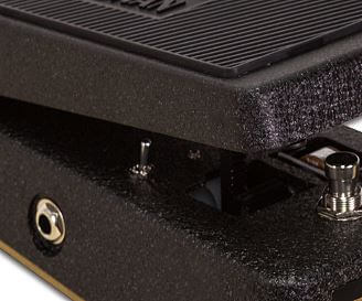 FRIEDMAN GOLD-72 WAH PEDALのスイッチ