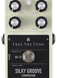 FREE THE TONE SILKY GROOVE SG-1C