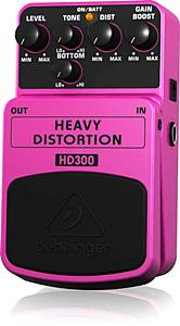 BEHRINGER HD300 Heavy Distortion