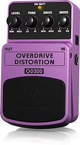 BEHRINGER OD300 Over Drive Distortion