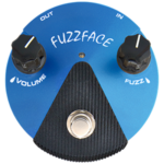 JIM DUNLOP FFM1 Silicon Fuzz Face Mini
