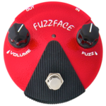 JIM DUNLOP FFM2 Germanium Fuzz Face Mini