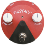 JIM DUNLOP FFM6 Band of Gypsys Fuzz Face Mini