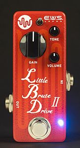 EWS Little Brute Drive