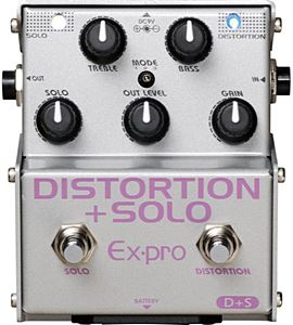 EX-PRO Distortion + Solo