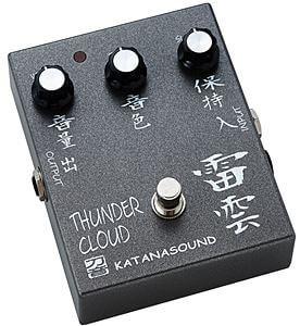 KATANASOUND Thundercloud 雷雲