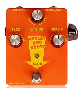 Manlay Sound Manlay Pro Boost