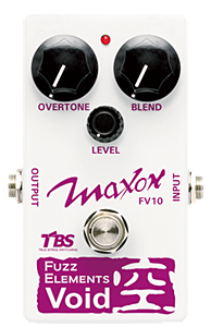 MAXON Fuzz Elementsシリーズ Void(FV10)