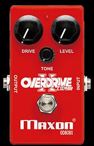 MAXON OD808X Overdrive