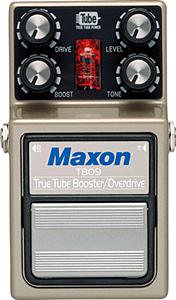 MAXON TBO9 True Tube Booster/Overdrive