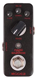 MOOER Rage Machine