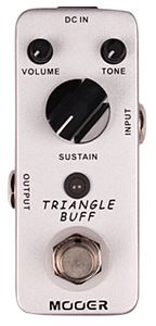 MOOER Triangle Buff