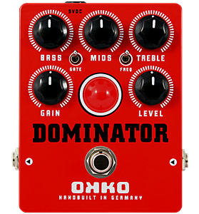 OKKO DOMINATOR Red