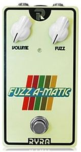 RYRA ( Rock Your Repaired Amp ) Fuzz A-Matic White