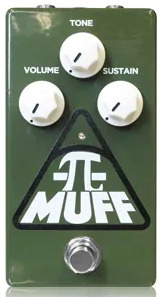RYRA ( Rock Your Repaired Amp ) The Tri-Pi Muff