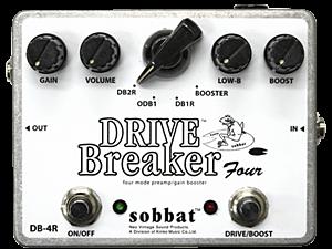 SOBBAT DRIVE BREAKER DB-4R