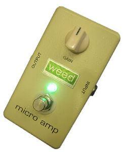 WEED Microamp MOD