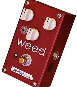 WEED SWEET DRIVE-RED