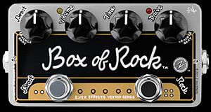 Z VEX BOX OF ROCK