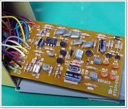 BOSS SD-1のオペアンプ