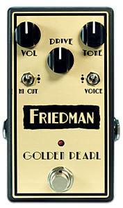 FRIEDMAN GOLDEN-PEARL