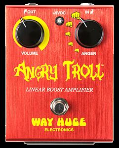 WAY HUGE ANGRY TROLL BOOST