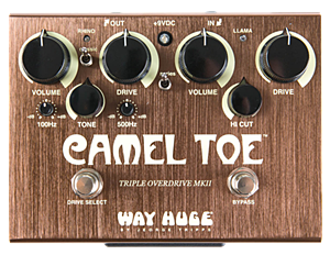 WAY HUGE Camel Toe