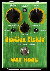 WAY HUGE Swollen Pickle