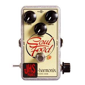 "JHS Pedals Electro-Harmonix Soul Food ""Meat & 3"" Mod"