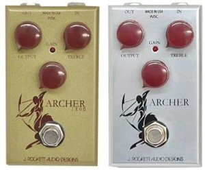 J ROCKETT AUDIO DESIGNS ARCHER