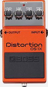 BOSS DS-1X ( Distortion )