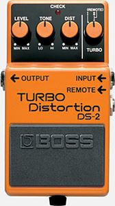 BOSS DS-2 ( Turbo Distortion )