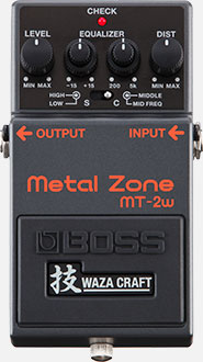 BOSS MT-2 ( Metal Zone )